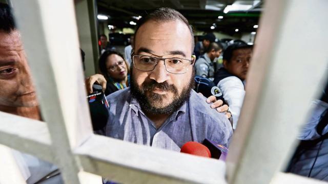Javier Duarte podría quedar libre este año