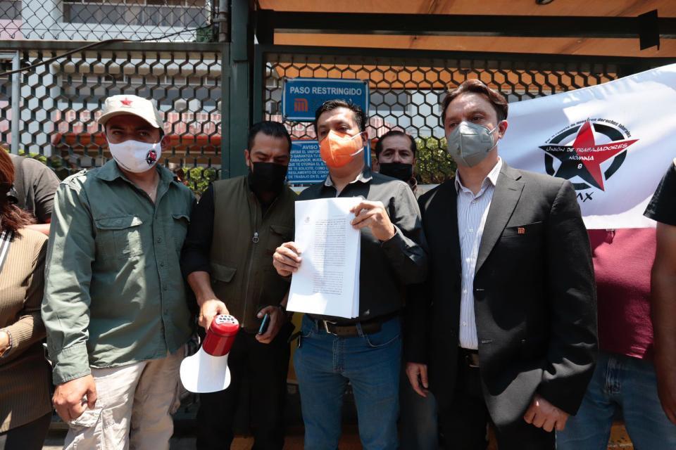 Sindicato Mexicano de Trabajadores del Sistema de Transporte Colectivo Metro