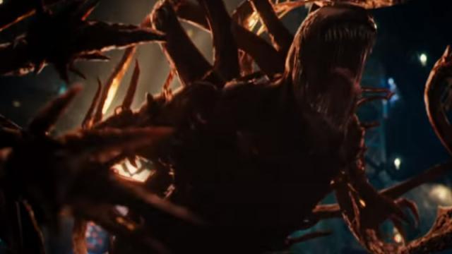 Venom tráiler de película