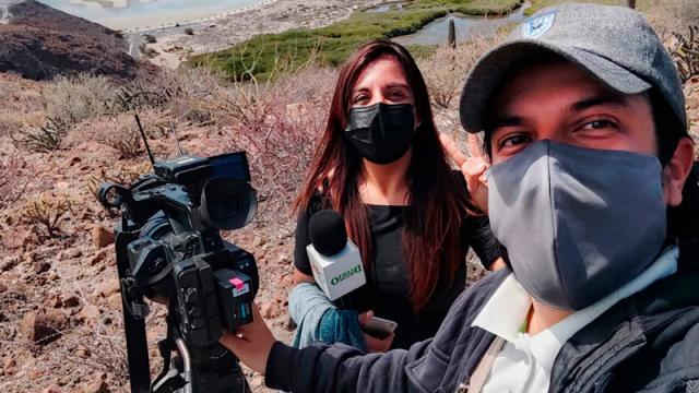 Rocío Casas obtiene el Premio Estatal de Periodismo 2021