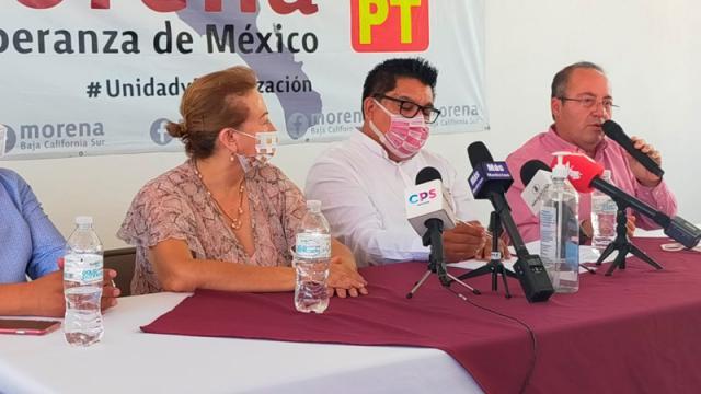 Intentan desvirtuar el trabajo ciudadano electoral: Morena