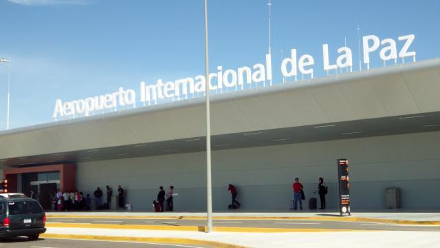 20 % menos vuelos en Aeropuerto de La Paz