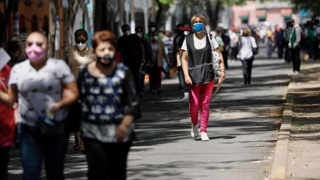 México acumula 229 mil 578 muertes por Covid-19
