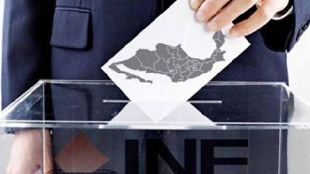 Conteo de votos del INE