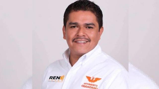 Asesinan en su casa a René Tovar, candidato de MC